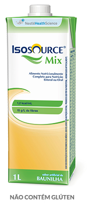 Isosource Mix Baunilha - Tetra Square 1L