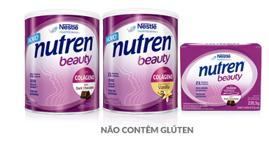 Nutren Beauty - Lata 400g